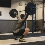Ever tried overhead squat? Great exercise for your whole bodyhellip